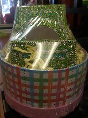 Gift Basket Bali Gift Set Green
