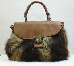 Handbag - Brown Ombre Fir