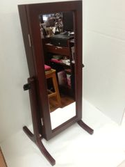 Jewelry Cabinet-Tabletop