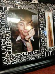 Frame - Graduation wih Tassel