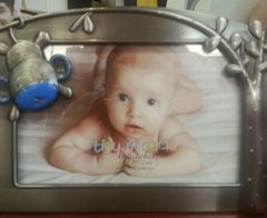 Frame - Baby Boy Silver