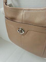 Coach Crossbody Bag - Hippie Bronze Penelope #F16533