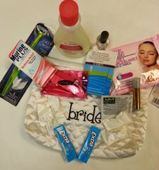 Wedding Bridal Survival Pak