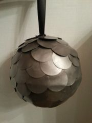 Wedding Bouquet Pomander Sphere