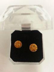 Jewelry Earrings Stud Amber
