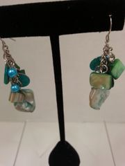 Jewelry Earrings Turquoise Mini Stone