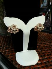Jewelry Earrings Flower Cluster