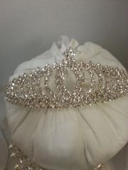 Wedding Tiara Full Front Crown