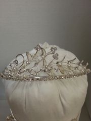 Wedding Tiara Sculpted