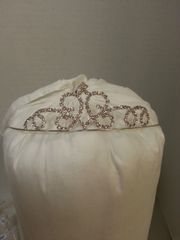 Wedding Tiara Heart Mini