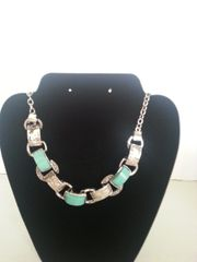 Jewelry Necklace Turquoise Collection Link