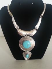 Jewelry Necklace Turquoise Collection Spearhead