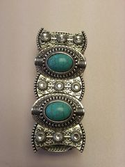 Jewelry Bracelet Stretch Turquoise