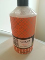 Haven Mandarin Ginger Hand Lotion