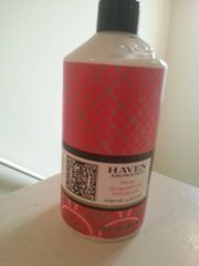 Haven Pink Grapefruit Hibiscus Hand Lotion