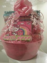 Gift Basket Hello Kitty