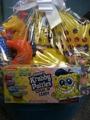 Gift Basket Spongebob