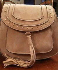 Handbag Rex Saddle Crossbody