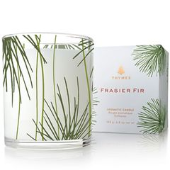 Thymes Frasier Fir Candle 6.5oz.