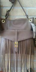 Handbag Fringe Crossbody by Madden Girl