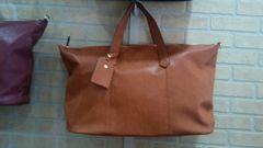 Handbag Weekend Tote Dark Cognac