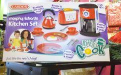 Kids Kitchen Set by Morphy Richards