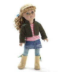 "Dollie & Me Jean Scene 18"" Doll"