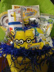 Gift Basket Minions