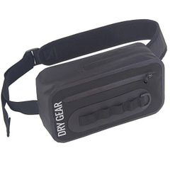 Dry Gear Waist Bag Black