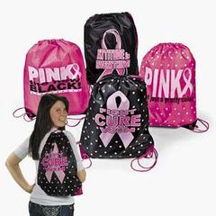Breast Cancer Awareness Backsac