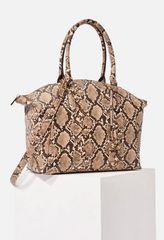 Handbag Snake Satchel