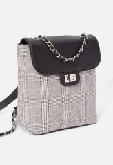 Handbag Plaid Backpack