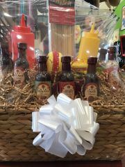 Gift Basket Bar B Que