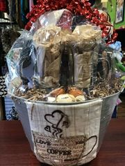 Gift Basket Coffee Select