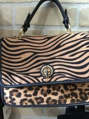 Handbag Animal Print Messenger Bag