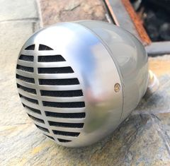 1949 Small Shell Shure 707A Bullet with 1953 Black CR