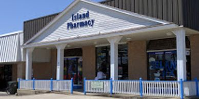 Island Pharmacy in Manteo on Roanoke Island in the Outer Banks