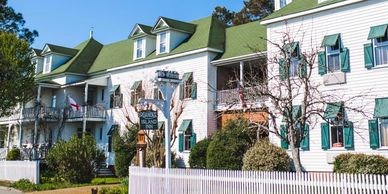 Roanoke Island Inn in Manteo on Roanoke Island in the Outer Banks