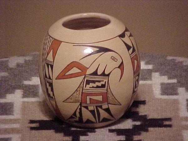 Hopi, Irma David, 4 x 4