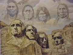"""Founding Fathers"" - 19.5x24.5 by David C Berhens"