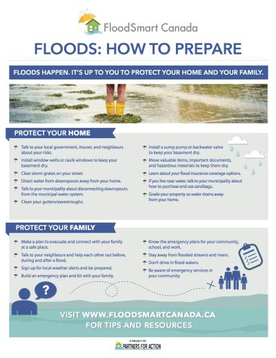 Vasalta Floods: How to Prepare