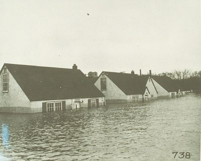 Historic Canadian flooding
