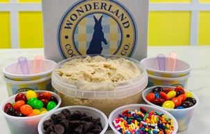 Edible Cookie Dough Disney Wonderland