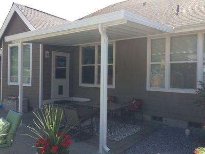 All Aluminum Patio Cover