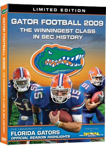 2009 Florida Football Official Highlights DVD