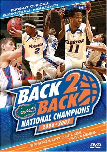 Back 2 Back National Champions 2006 - 2007