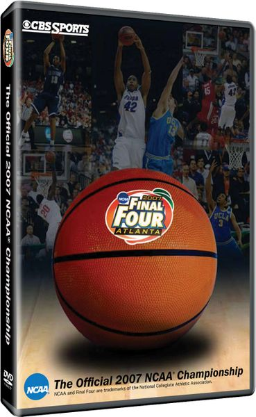 The Official 2007 NCAA Championship - Mens Basketball DVD