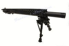 "20"" 308 7.62x51 DPMS AR10 Complete Upper with 16.5"" SLIM Keymod Handguard W/ BIPOD"