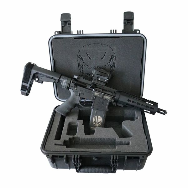 "7.5"" 300 BLACKOUT TAKEDOWN AR15 PISTOL GEN 2 PACKAGE"