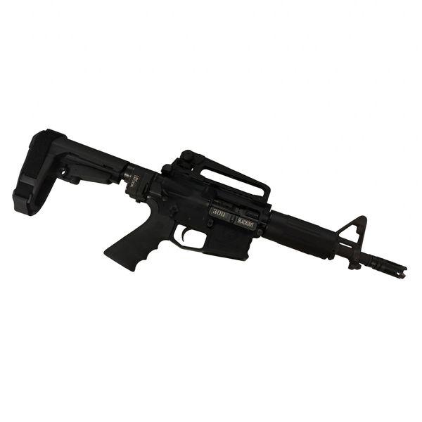 """7.5"""" 300 Blackout MINI M4 Custom AR-15 Pistol GEN 2 SIDE FOLDER"""